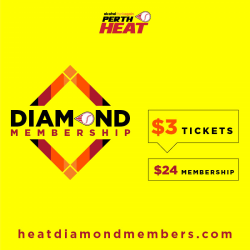 Perth Heat Diamond Membership